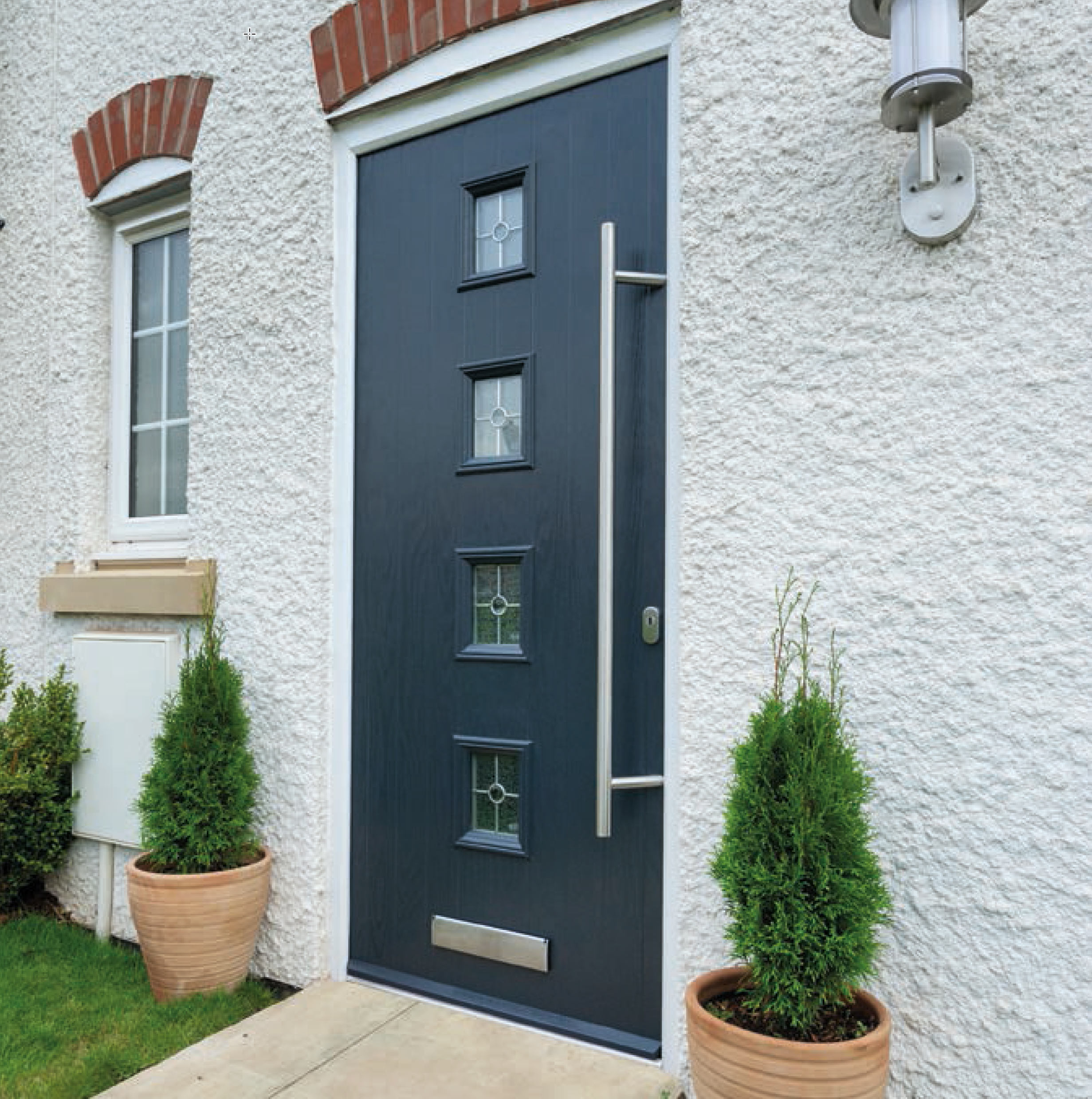 & Design \u0026 Supply · Composite Doors